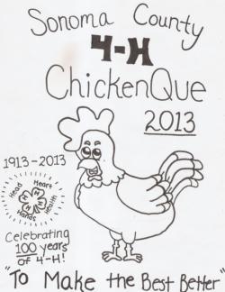 CQ t-shirt winning art