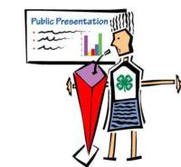 Presentation w 4H logo