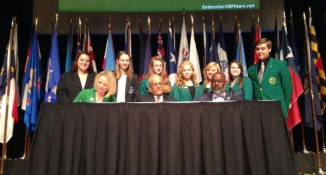National 4-H Council 2014