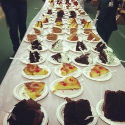 CQ cakes!