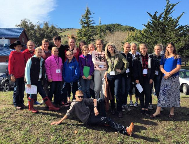 2016 CAL Conference - Sonoma County delegates