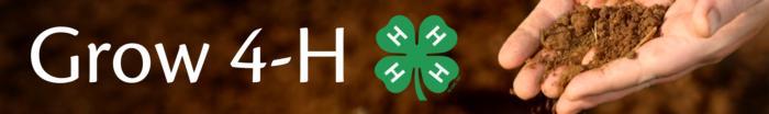 Grow 4-H