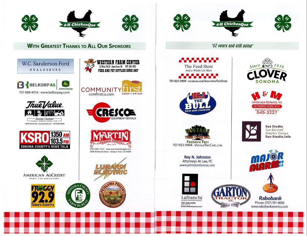 CQ sponsors